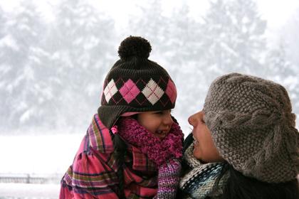 Jael und Schnee