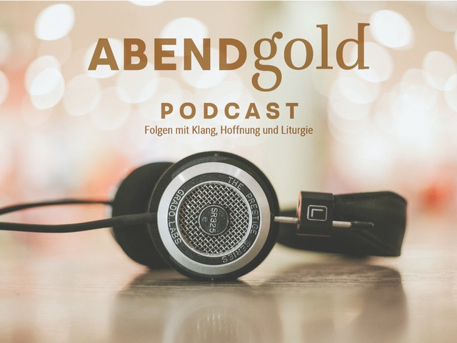 Podcast mit Klang, Hoffnung und Liturgie